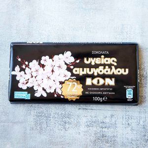 ION Dark Chocolate with Whole Almonds