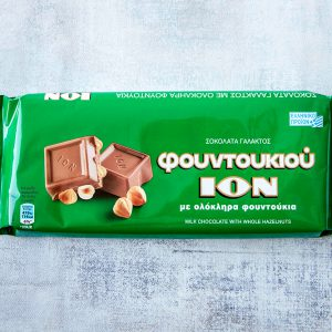 ION Milk Chocolate with Hazelnuts