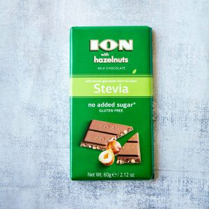 ION Milk Chocolate with Hazelnuts - No Added Sugar